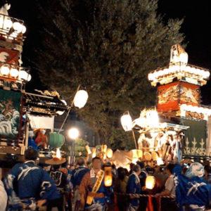 秋祭り風景3