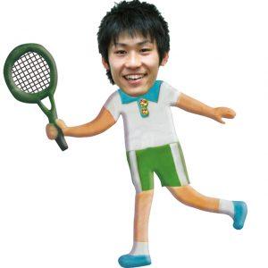 テニスサークル男子