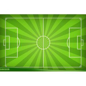 サッカー背景