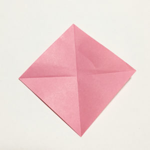 ハッピー貯金2 折り紙3