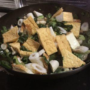 新玉ねぎ料理、他の具材イン