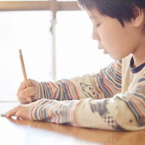 手紙書き書き