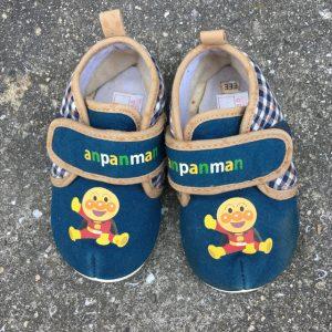 アンパンマンの靴